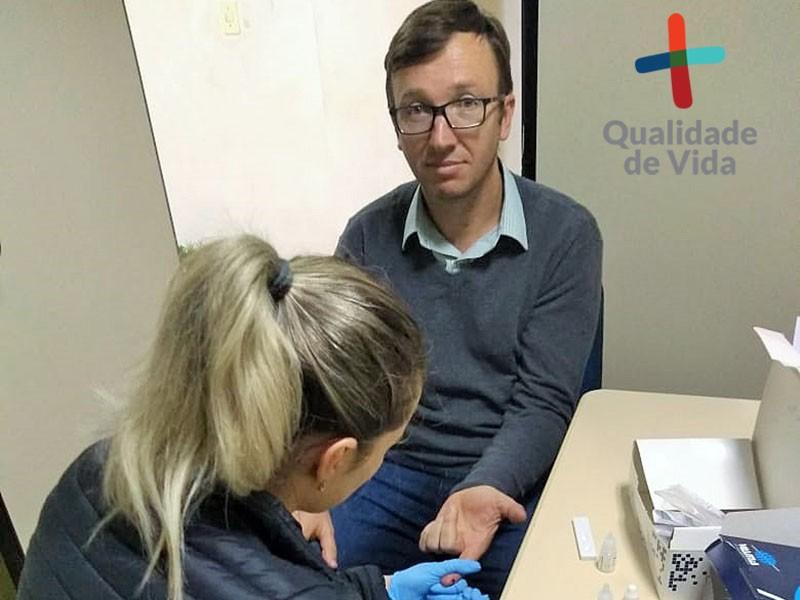Julho Amarelo 2019 – Mês de Combate as Hepatites Virais